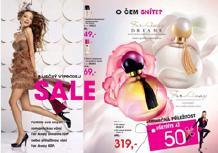 Slevy Avon katalog 1/2011 Parfémy
