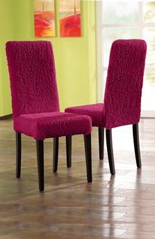 elastické napínací potahy na židle