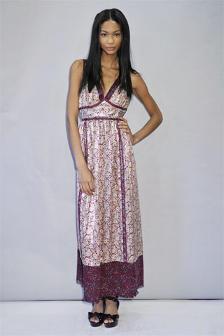 Letní šaty Anna Sui
