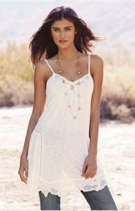 Letní plážové šaty