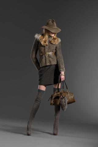 Pletený svetr Gucci podzim 2011-2012