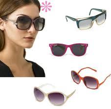 Sluneční retro brýle