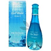 Davidoff Cool Water Woman Into The Ocean