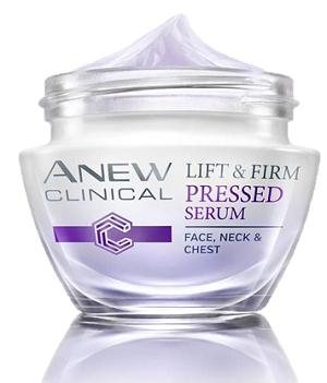 Anew clinical liftingove serum pro zpěvnění obličeje dekoltu a krku