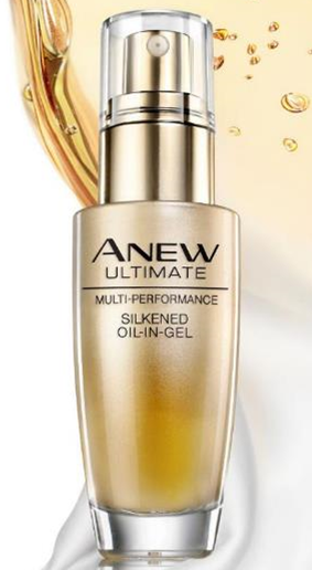 anew serum s oleji