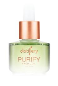 avon distillery olej veganská kosmetika