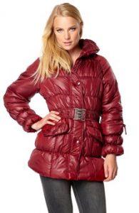 módní sportovně pánský styl dámských zimních kabátů a bund ...