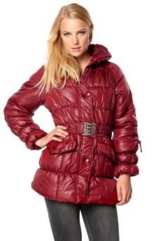 Dámská zimní bunda - kabát