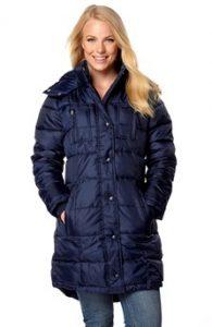 damské kabáty zimní