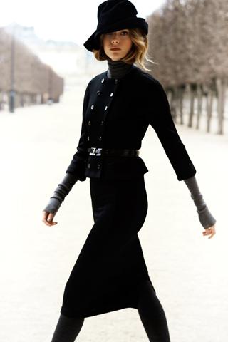 Dior moda podzim 2012
