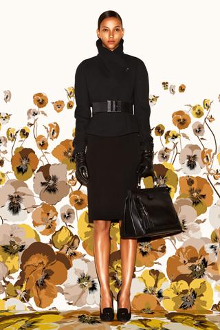 gucci moda zima 2012