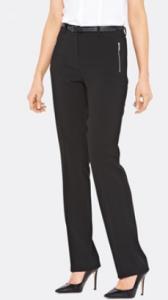 Klasické dámské elegantní kalhoty