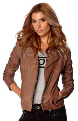 kozena jarni bunda 2015 dámská velbloudí