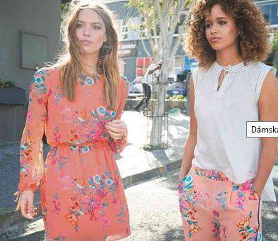 letni šaty 2019 styl a trendy
