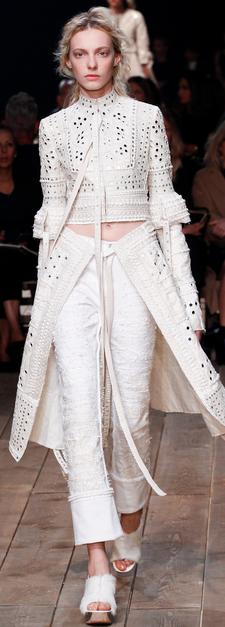 moda jaro 2016 Alexander-McQueen