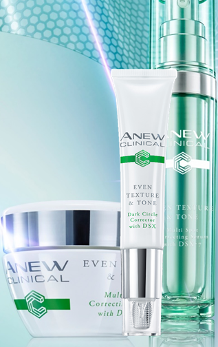 sada-anew-clinical na pigmentové skrvrny