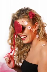 Svatý Valentýn líčení 2014