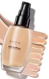 zklidnujici make-up avon 7
